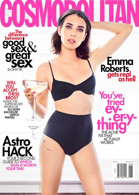Cosmopolitan June 2019