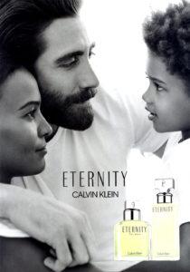 Jake Gyllenhaal Calvin Klein Eternity