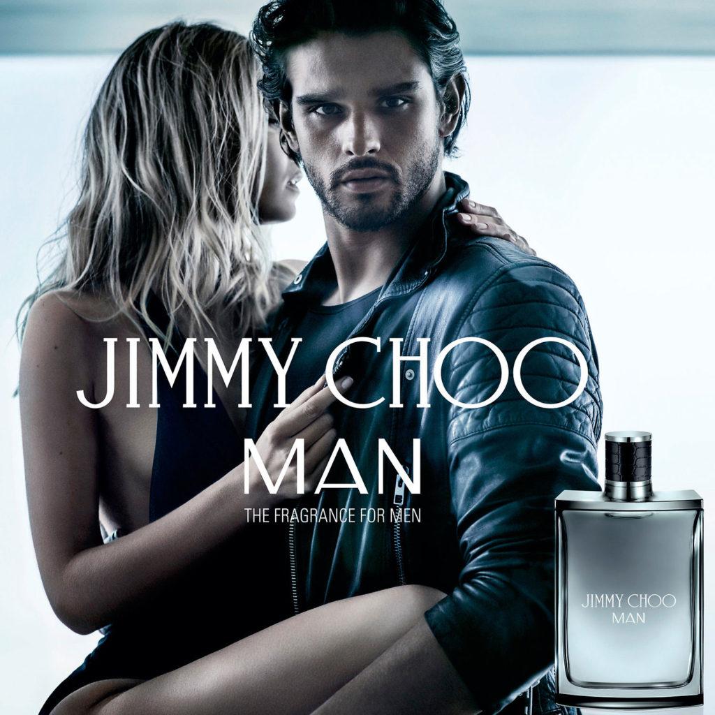 Jimmy Choo Man Ad