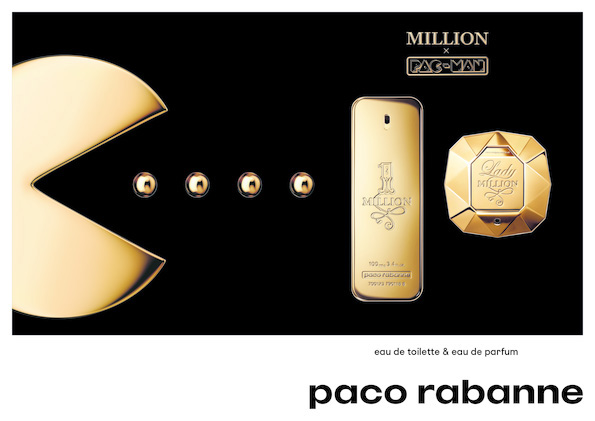 Paco Rabanne 1 Million Pacman