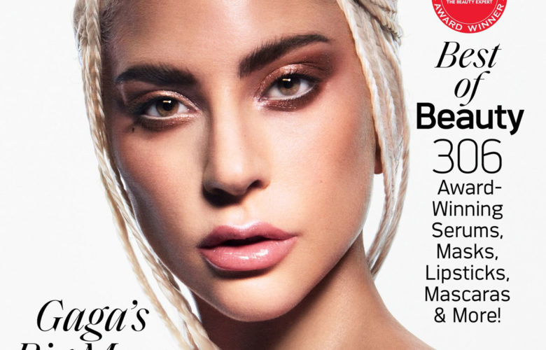 Allure October 2019 Lady Gaga