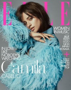 Elle October 2019 Camila Cabello