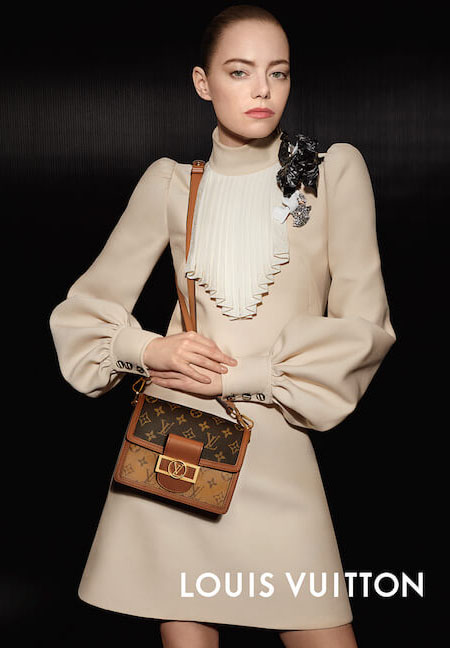 Emma Stone Louis Vuitton S/S 2020
