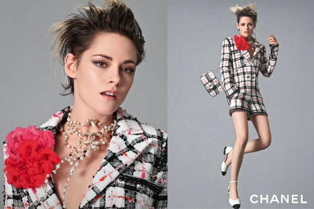 Kristen Stewart Chanel Spring / Summer 2020