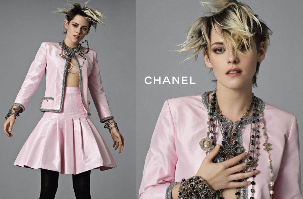 Chanel ad Kristen Stewart 2020
