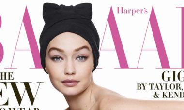 Harper's Bazaar April 2020 Gigi Hadid