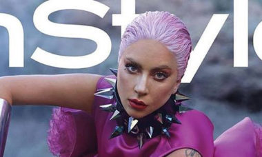 Lady Gaga InStyle May 2020