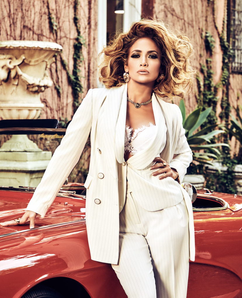 Jennifer Lopez for Marciano Guess Spring 2020