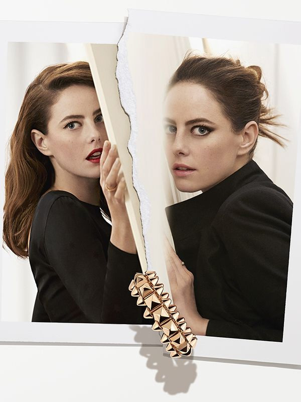 Kaya Scodelario for Clash de Cartier