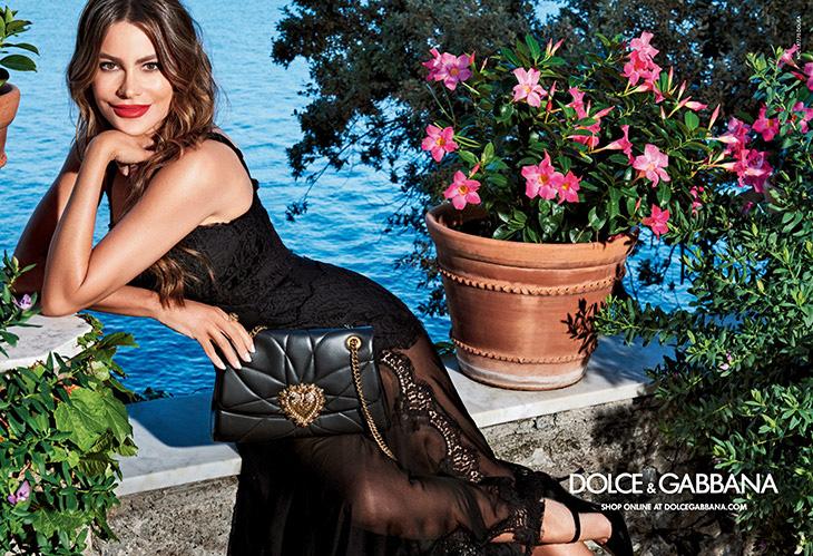 Sofia Vergara Dolce & Gabbana S/S 2020
