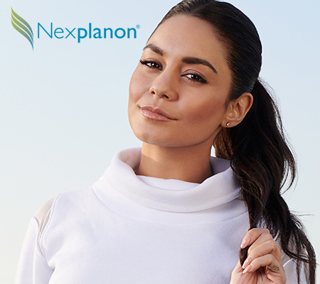 Vanessa Hudgens for Nexplanon