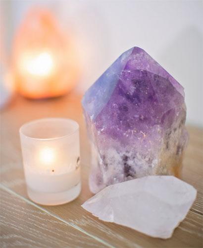 Crystal Gemstone Health