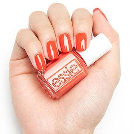 Essie Feeling' Poppy nail polish